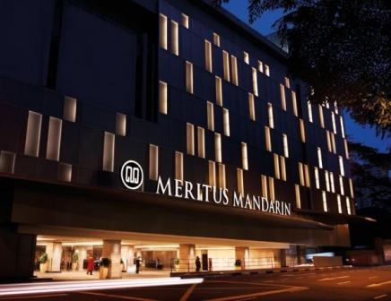 Mandarin Orchard Singapore is an incredible 4-star luxury hotel situated in the bustling area of Orchard Road.
