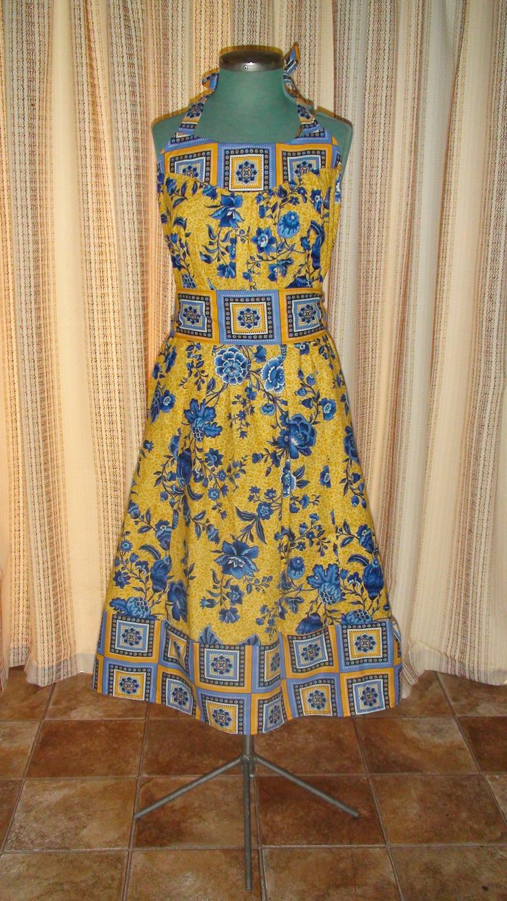 Sun Dress {Made by Hour Glass Sewing}