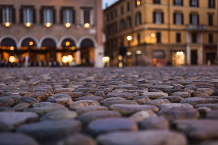 """Modena Cobblestone - """"The magic of Modena"""" by @hecktictravels"""