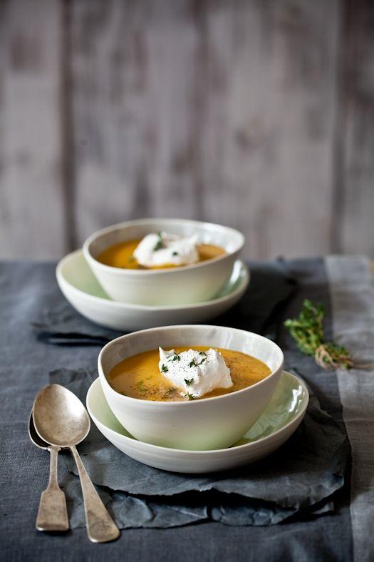 Acorn Squash & Sweet Potato Soup: Butternut Squash Soups, Brown Rice, Acornsquash, Maple Syrup, Sweet Potatoes Soups, Recipe With Squash, Acorn Squash, Soups Recipe, Squash Sweet Soups