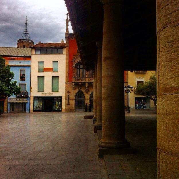 Autor: @Josepcasanovas Matí gris i fresquet....