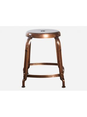 House Doctor copper stool