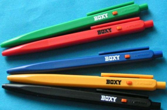 BOXYボールペン