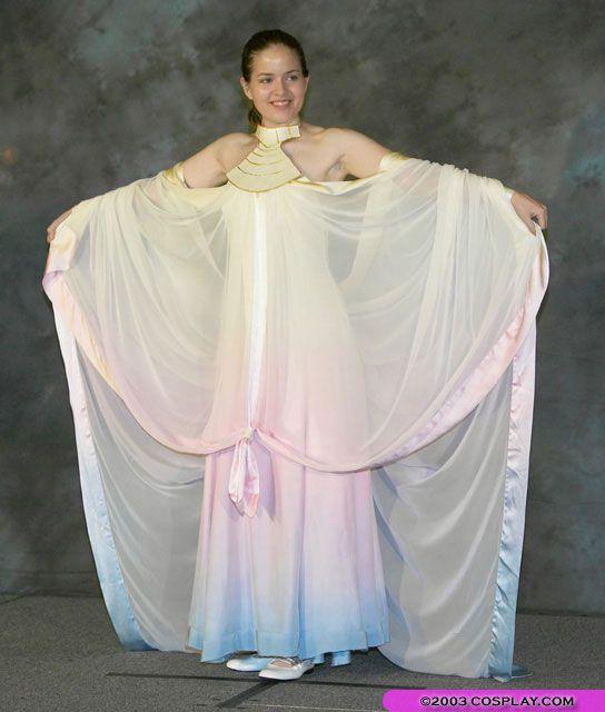 Padme's Lake Dress