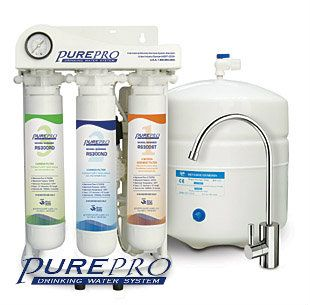 PurePro® RO101SV-UV  - . There are enormous choices of pure water filters you can find in the market today. They come in all sizes, shapes and obviously, sticker prices. Visit : http://www.pureprousa.com/