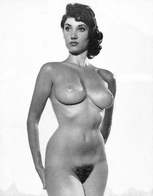 """thekameraclub: """" Lyn Shaw's Magnificent Mons Pubis! (1950's) """""""