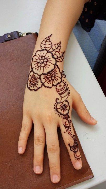 Henna Tattoo Art: 74 Best Images About Henna On Pinterest
