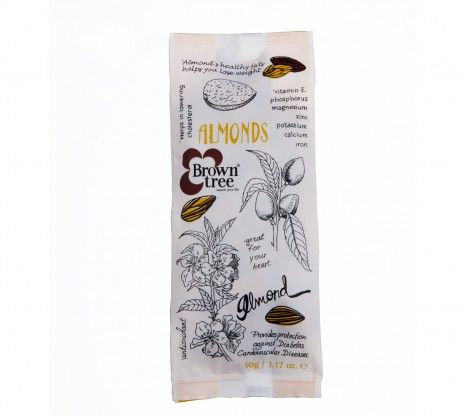 Brown Tree Almond Special at Rs.125 only online in India.