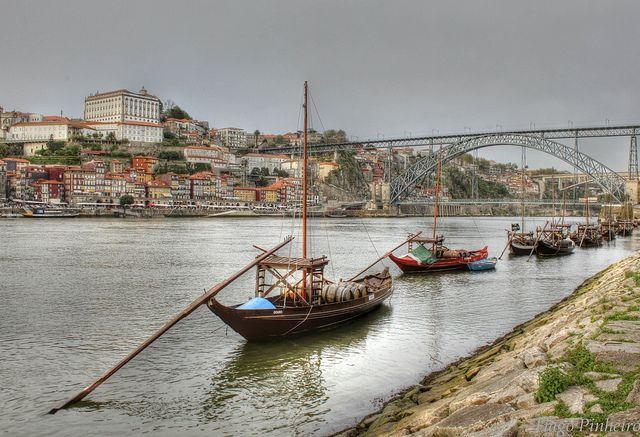 Porto-Liszzabon autós túra