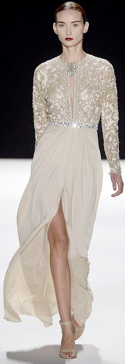 Naeem Khan Spring 2013 RTW ♥✤ | Keep the Glamour | BeStayBeautiful: