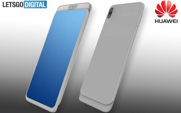 Huawei Slider Phone Patent Hints At What Might Be Coming Next Although Its Sub Brand Honor Has Played Around With Less Convention Phone Smartphone Diabetic Dog