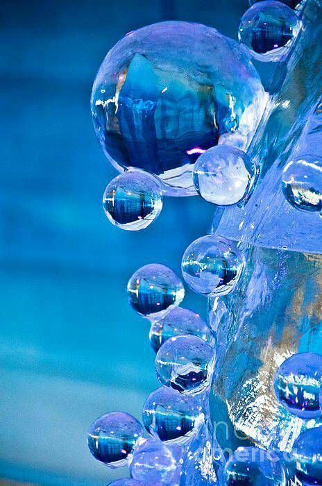 "【Image】 Miracle of the sea, jewel of ice ""Jewelry ice"" Hokkaido · Toyoko's Tokachi River estuary: 【2ch】 Copipe Information Office"