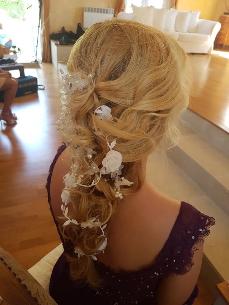 Coiffure mariage www.sarah-james-hairstyle.com 0664129889