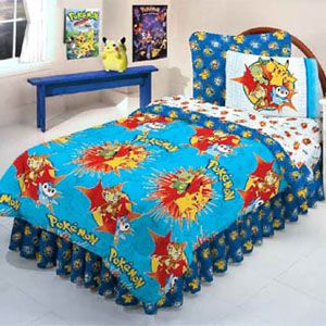 Pokemon Furniture Sets On Bedding And Collections Find The I Think Want To Make A Quilt But In C
