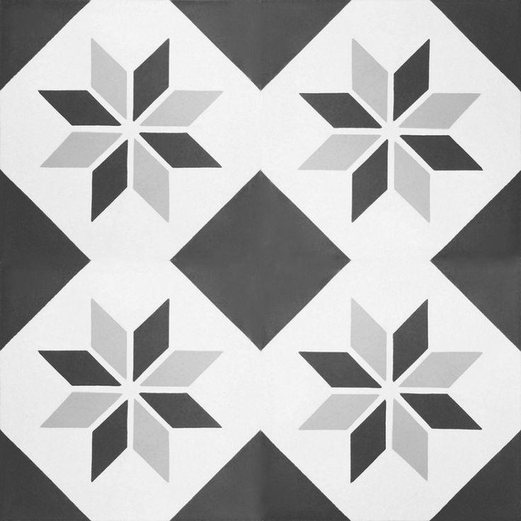 Cementowe kafle - Lilian