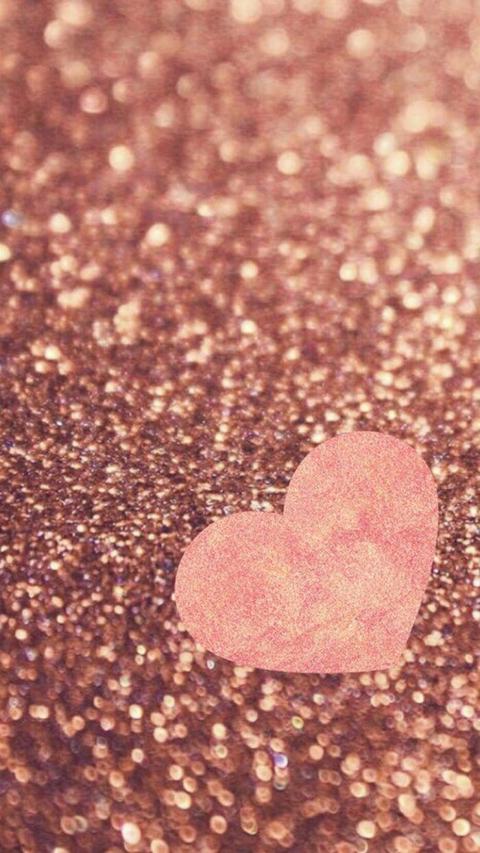 Картинка на телефон розовое золото