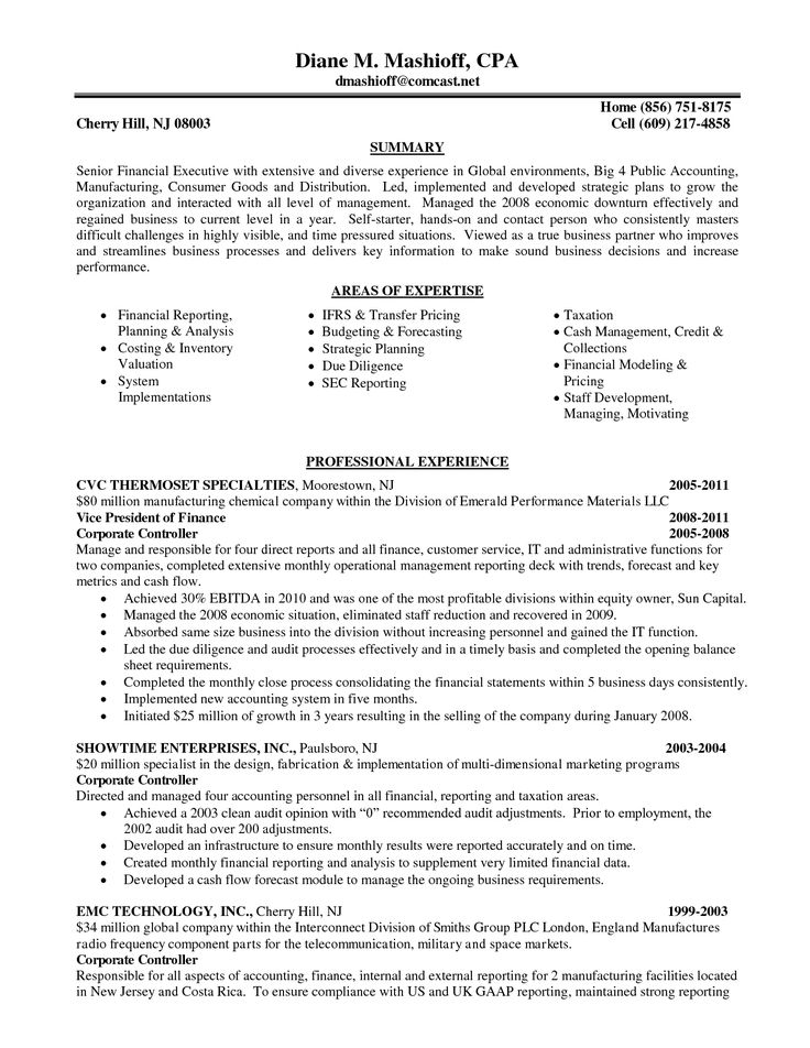 Cv Template Big 4 Resume examples, Good resume examples