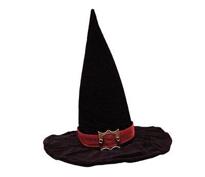 Kostymetilbehør, heksehatt - luxus fra Sprell. Om denne nettbutikken: http://nettbutikknytt.no/sprell-no/