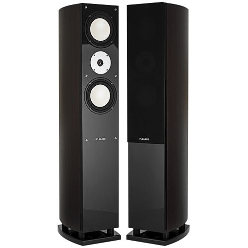 Image of Fluance XL7F-DW High Performance Three-way Floorstanding Loudspeakers