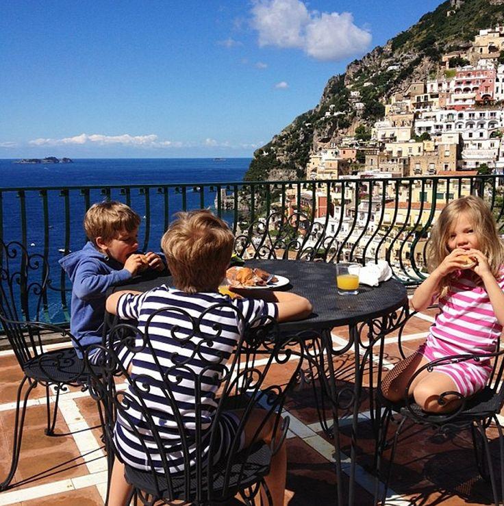 Positano- Residence Alcione- room Serena 1 with huge terrace