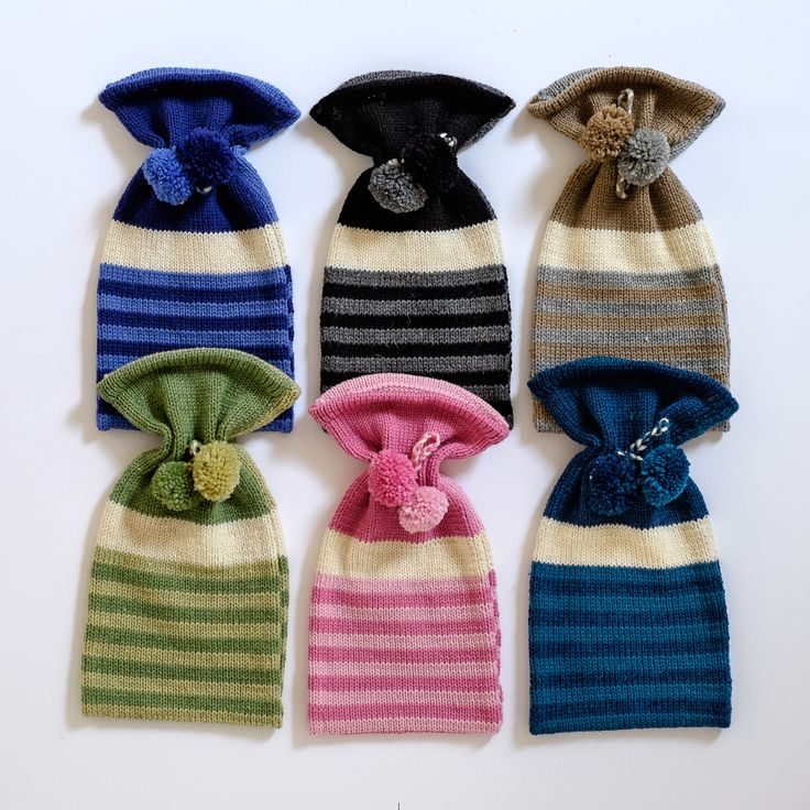 Hot Water Bottle Covers