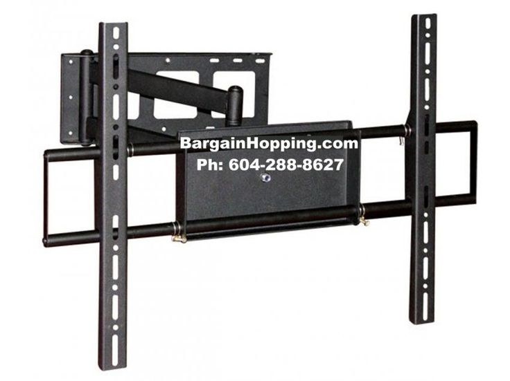 32-70 inch Tilting Swiveling TV Wall Mount Bracket Vancouver