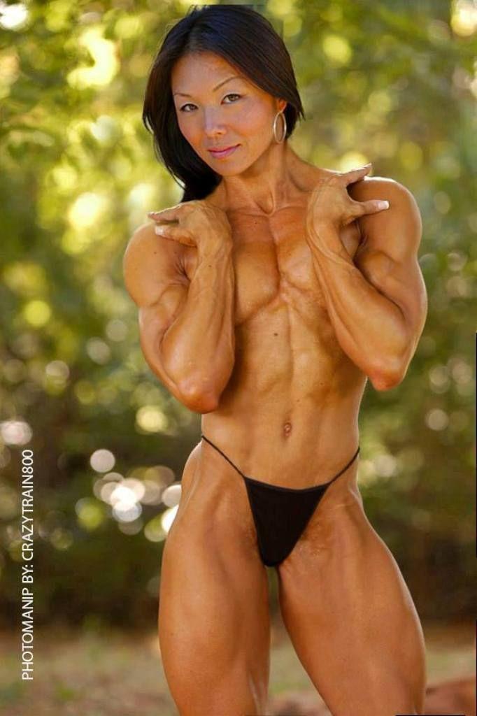 xxx nude female bodybuilders