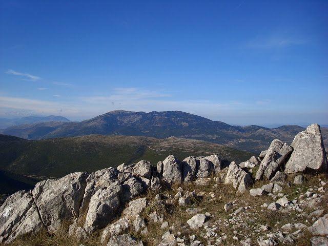 The Hiking Experience: Κιθαιρώνας - Τόσο κοντά, τόσο όμορφα