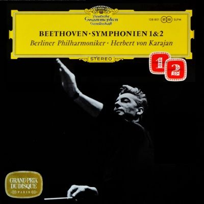 Music is the Best: Herbert von Karajan — Ludwig van Beethoven — Symph...