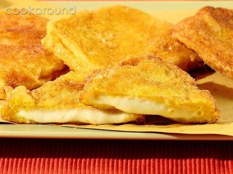 Mozzarella in carrozza: Ricetta Tipica Campania | Cookaround
