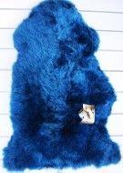 Pacific Blue Lambswool Sheepskin