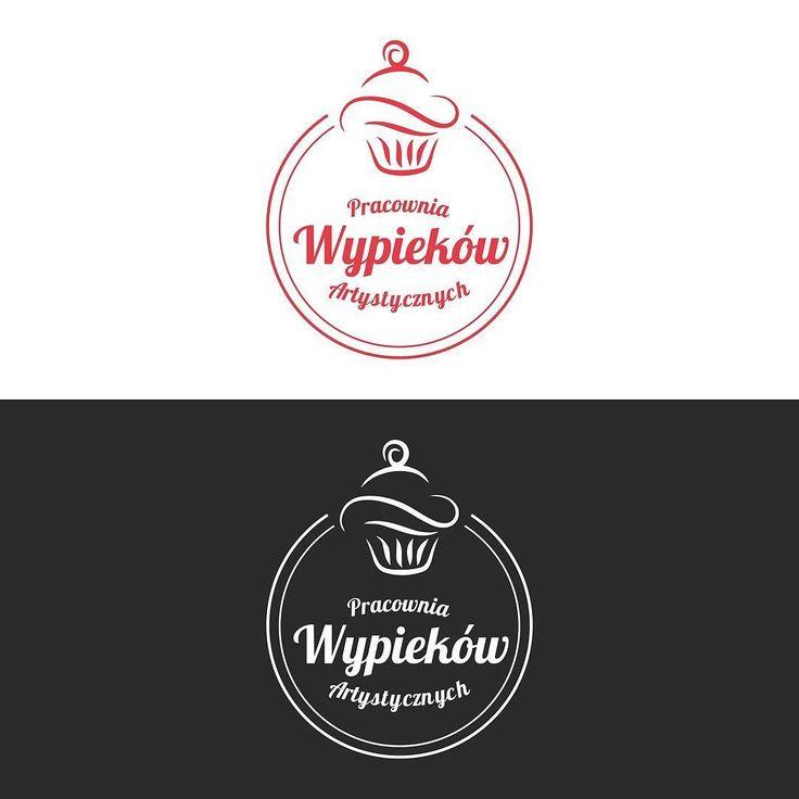 Logotyp dla Pracowni Wypieków Artystycznych z Pińczowa #projektgraficzny #graphicdesign #logo #mgraphics #buskozdroj #pinczow #nadajemyksztaltypomyslom www.mgraphics.eu