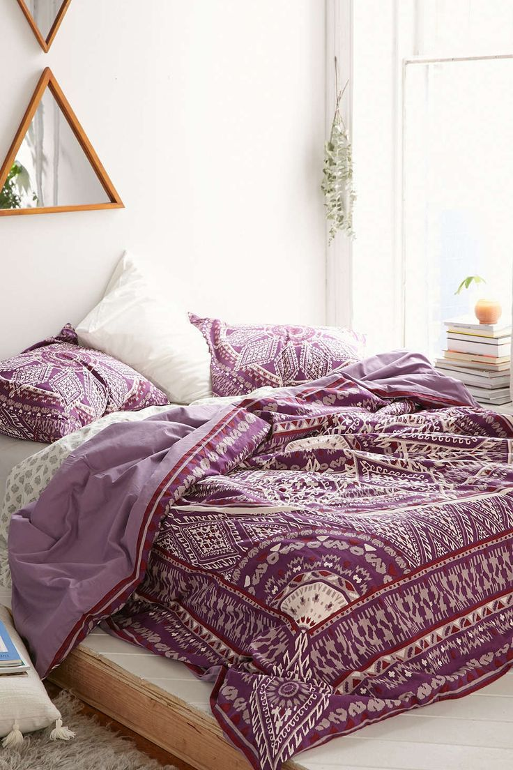 Magical Thinking Petra Geo Medallion Duvet Cover Urban Outers