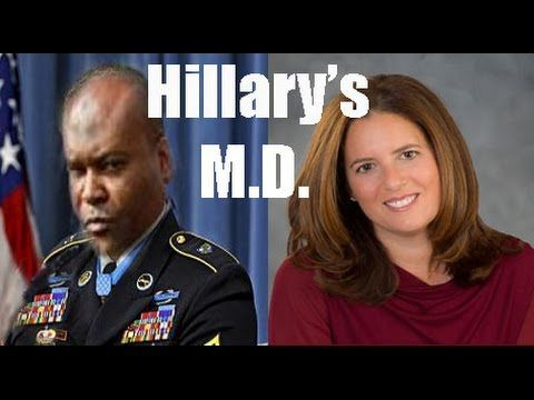 A1 - Hillary's male handler ~ HILLARY CLINTON'S SECRET SERVICE NURSE / AGENT EXPOSED BY U.K. DAILY NEWS – DOCTOR??? - YouTube