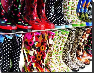 Gumboots...which ones?