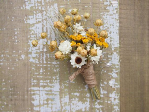 Hey, I found this really awesome Etsy listing at https://www.etsy.com/listing/168148351/hippie-chic-wedding-boutonniere-dried