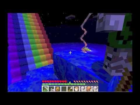 Minecraft Fireworks (+playlist)