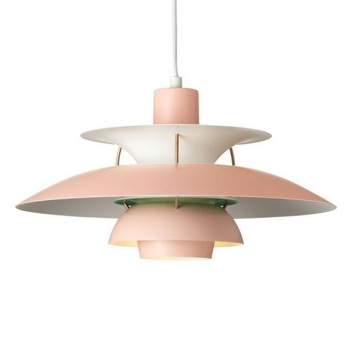 PH 5 Pendant Lamp (various colours) | Louis Poulsen | Poul Hennigsen