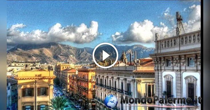 PALERMO LA CITTÀ PIÙ BELLA DEL MEDITERRANEO MAGNIFICO FATE GIRARE QUESTO VIDEO.