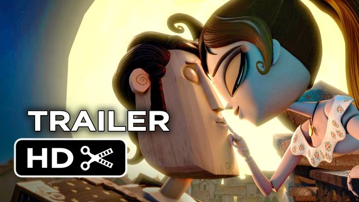 The Book of Life TRAILER 2 (2014) - Channing Tatum Animated Movie HD
