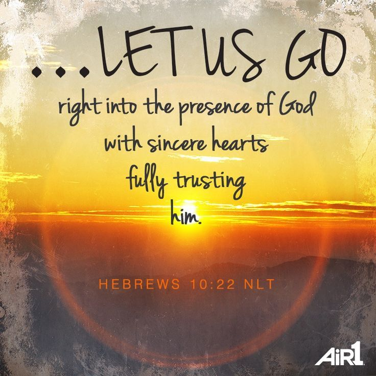 hebrews 10:14 | Hebrews 10 22 Pictures to Pin on Pinterest - PinsDaddy