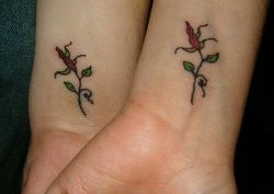 sister symbols for tattoos | tattoo symbol for sister matching tattoos