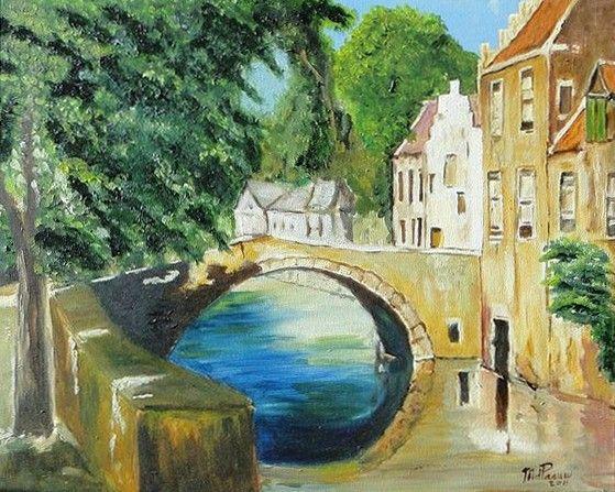 Brugge, Riet de Pauw