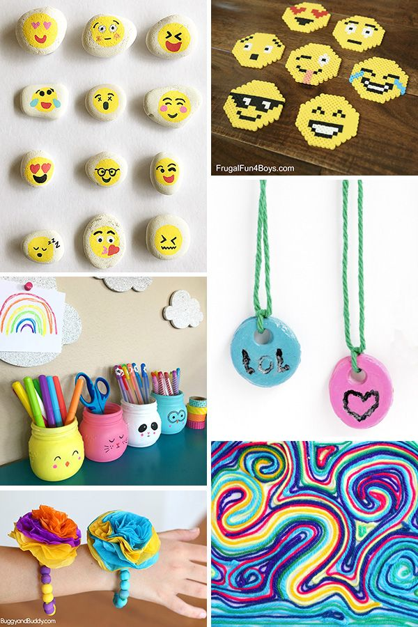 Fabulously Fun Summer Crafts For Tweens
