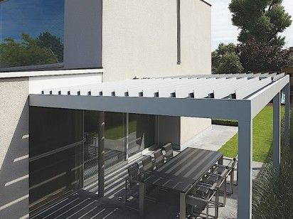 The best louvered terrace covering algarve roof images on