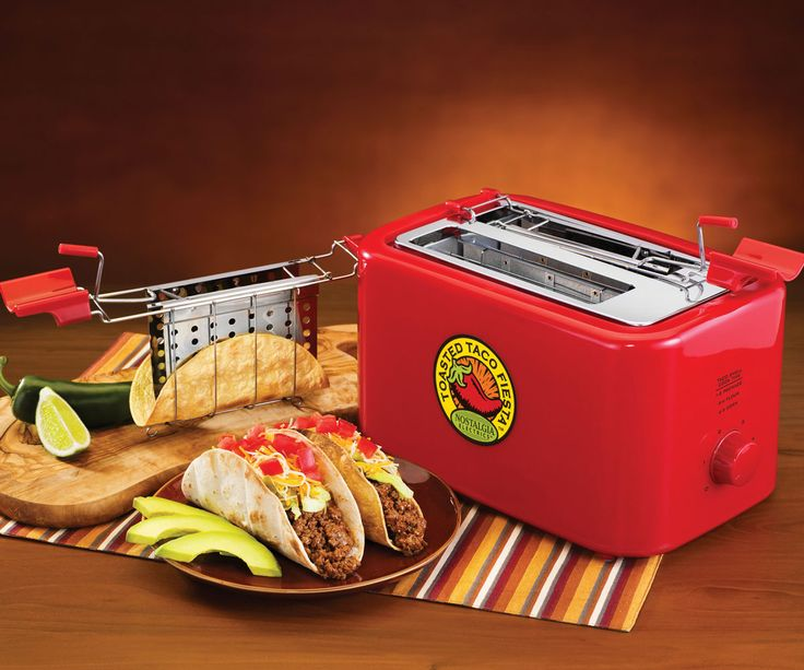 Taco Toaster | DudeIWantThat.com