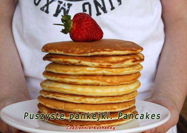 Pankejki. Pancakes