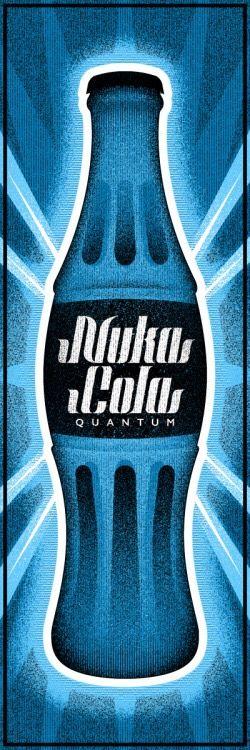 Nuka Cola Quantum by Fabledcreative