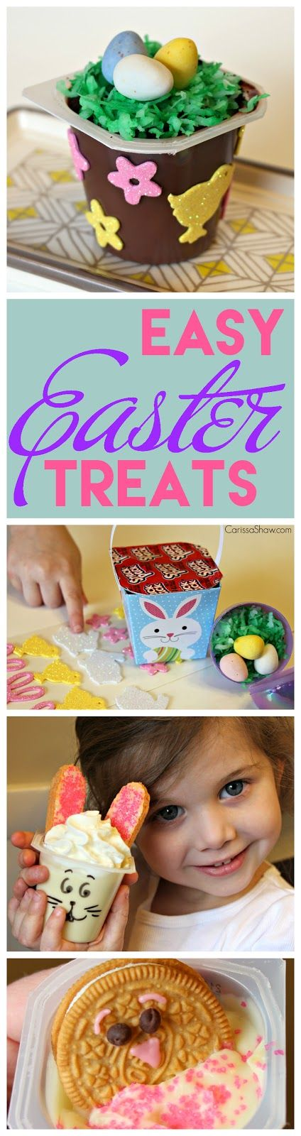 195 best easter giftstreats images on pinterest easter easter easy easter treats negle Gallery