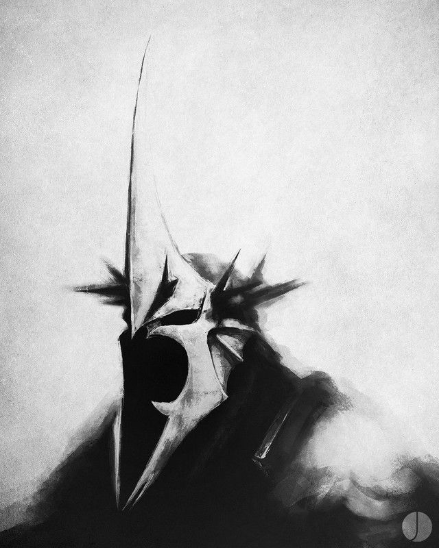 Lord Of The Rings Nazgul Concept Art By Mike Ploog: 279 Best Images About The Nazgul On Pinterest